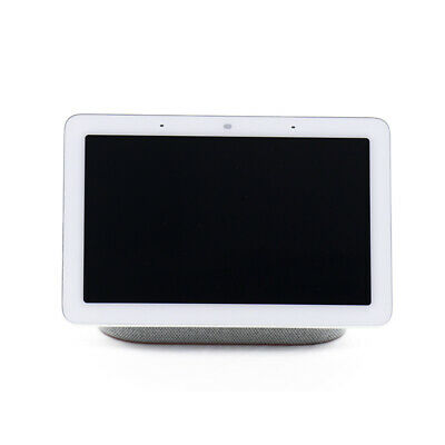 Google Home Hub with Built-In Google Assistant, Chalk GA00516-US