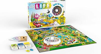 The Game of Life Classic Board Game - 2+ Players