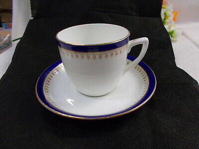 Lovely Duo Set - Ye Olde English Grosvenor China Jackson And Gosling Eng # 549