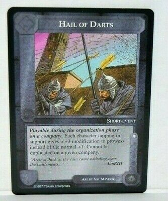 MECCG CCG Middle-earth Will Shaken Against the Shadow ATS MINT