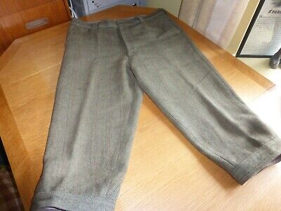 John Gaynor Vintage Walking/Hunting Breeches Size 36'' Heather Lovely Vgc