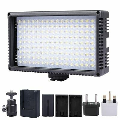 LED Video Light Panel | Small, Lightweight & Portable Continuous LED Panel