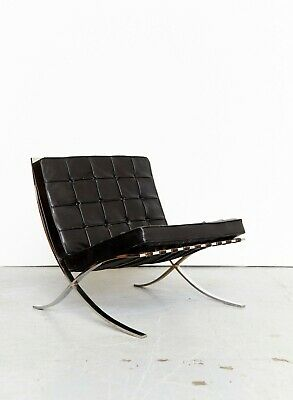 Ludwig Mies von der Rohe MR90 Barcelona Chair for Knoll International