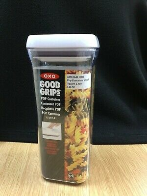 OXO Pop Container Large Square 3.8 Ltr