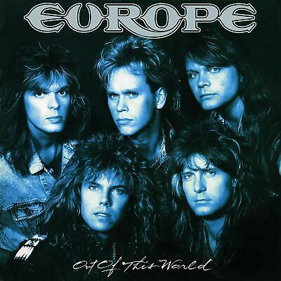 Europe - Out Of This World (Collector's Edition)   Cd Neu!