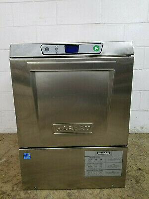 Hobart LXEH High Temp Undercounter Commercial Dishwasher 208-240 volt New Tested
