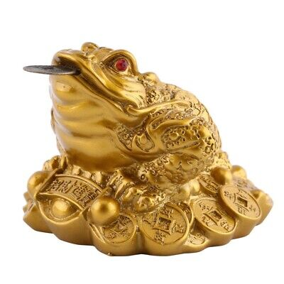 Feng Shui Money LUCKY Fortune Wealth Gifts Good Ornaments Tabletop Decoration b4