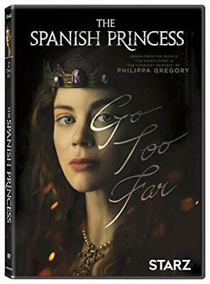 The Spanish Princess DVD Fast Shipping New 2019