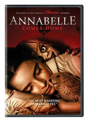 Annabelle Comes Home (DVD) Standard Edition New 2019