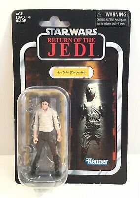 Star Wars Vintage Collection Han Solo Carbonite 3.75 2019 TVC VC136 Jabba Palace