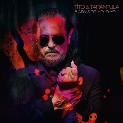 Tito & Tarantula - 8 Arms To Hold You   Cd Neu!