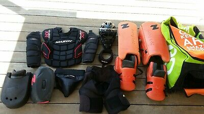 Mazon Hockey Goalkeeping Kit Elite (Small) (Used)