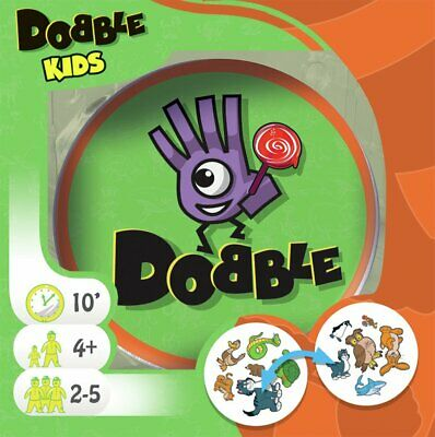 Dobble Kids Game Five Mini-Game