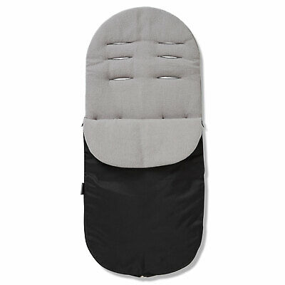 Pink Rose Premium Footmuff//Cosy Toes Compatible with Red Kite Push Me