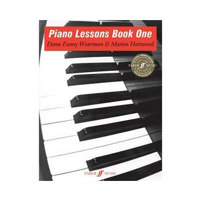 Piano Lessons Book One by Marion Harewood (editor), Fanny Waterman (editor)