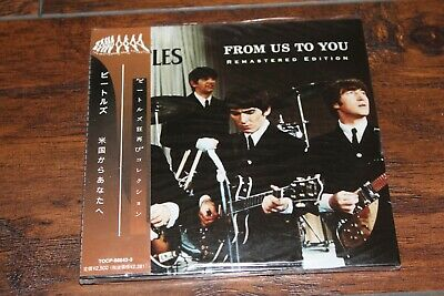 BEATLES From Us To You 2CD MINI LP CD