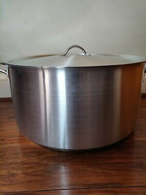 60l Cookware Pot with lid