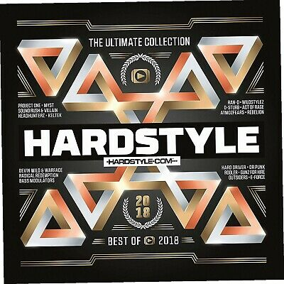 Hardstyle Ultimate Collection-Best of 2018