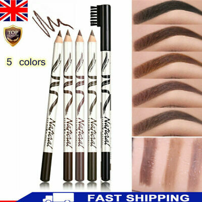 Waterproof Rimmel Professional Eyebrow Pencil With Brush *DARK COFFEE/ BROWN NEW