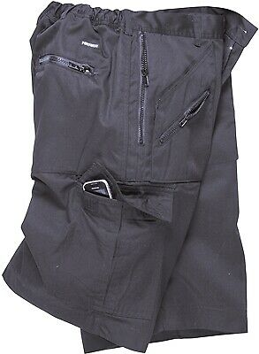 595 Navy Action Shorts Xxl S889NARXXL Portwest Genuine Top Quality Product New