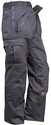 491 Navy Action Trouser Tall W44 S887NAT44 Portwest Genuine Top Quality Product
