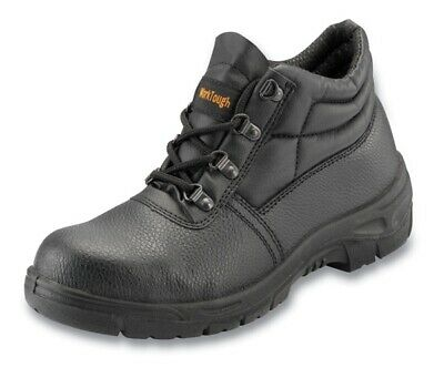 Chukka Boot Black Size 7 10007 Worktough Genuine Top Quality Product New