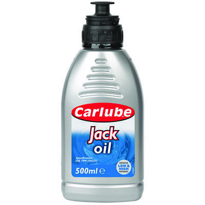 Jack Oil XHJ501 Carlube Genuine Top Quality Product New