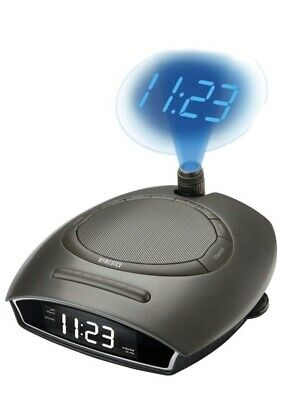 Homedics SS-4510B Soundspa Snooze Alarm Clock - Radio - Projector