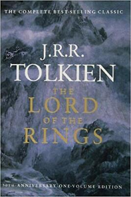 The Lord of the Rings: 50th Anniversary, One by J.R.R. Tolkien HARDCOVER 2005