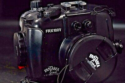 Fantasea Sony RX100 V and RX100 VA Underwater Housing RX100V