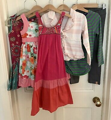 RALPH LAUREN, JOTTUM, UTTAM KIDS, etc Girls' Designer Clothing Bundle-Size 4 Yrs