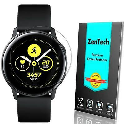 Tempered Glass Screen Protector For Samsung Galaxy Watch Active 2 (40 / 44 mm)