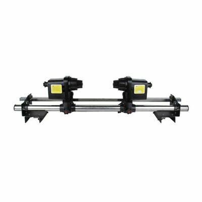 """54"""" Two Motors Automatic Media Take-up Reel for Mutoh / Mimaki / Roland Printer"""