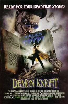 Tales from the Crypt Demon Night 11X17 Original Movie Poster