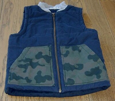 Country Road Boys Puffer Vest Sz 10 -11