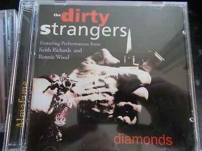 THE DIRTY STRANGERS (THE ROLLING STONES) - DIAMONDS - 1999 PIAS/ALMAFRAME 2xCD