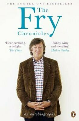 The Fry Chronicles by Stephen Fry 9780141039800 | Brand New | Free UK Shipping