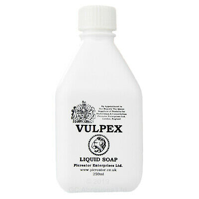 VULPEX Liquid Soap - 100ml - 250ml - 1 Litre Bottles Available