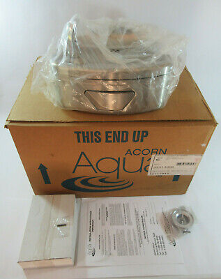 Acorn A441400B AquaContour Non-Refrigerated Wall Mounted Water Drinking Fountain
