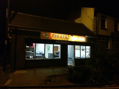 REDUCED FOR QUICK SALE!                      Takeaway Pizza And Kebab