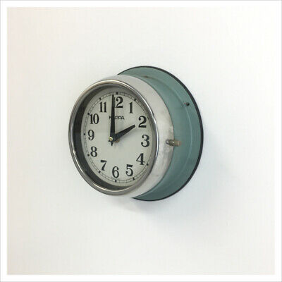 Industrial Super Tanker Ship Vintage Kitchen Wall Clock