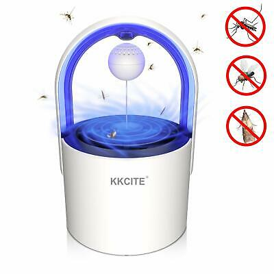 KKCITE Original Indoor Insect Trap, Electric Mosquito Insect Killer/mosquito
