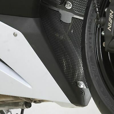 R&G Downpipe Grille for Kawasaki ZX6-R 13-18