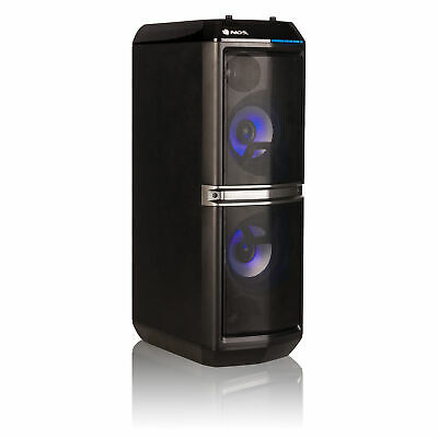 NGS Skyhome 200W Wireless BT Double Subwoofer Sound System