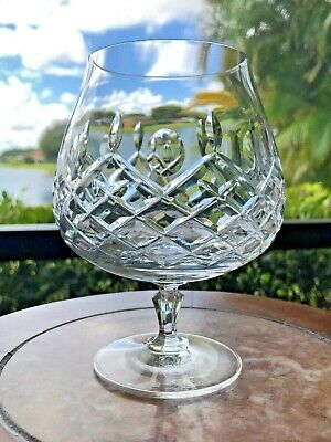 """Mikasa """"Claridge"""" 5 1/2"""" Brandy Glass/Snifter - Excellent Condition - Nwt -"""