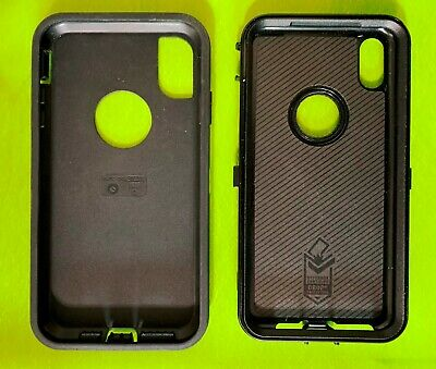 OtterBox Defender Series Screenless Edition Case for iPhone Xs Max Black USED