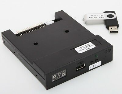 Floppy Drive To USB Converter Kit For Agie Cut 200D Charmilles Wirecut FW1 FW1C