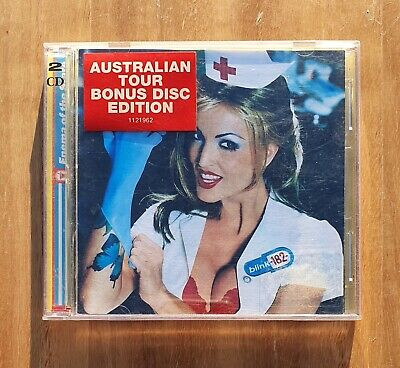 BLINK-182 - Enema Of The State AUSTRALIAN TOUR EDITION 2 x CD 1999