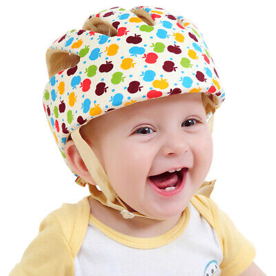 Infants Baby Toddler Safety Helmet Kids Head Protection Hat for Walking Crawling