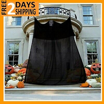 Horror Halloween 2019 Ghost Hanging Decorations Scary Yard Outdoor House Decor